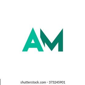 am logo