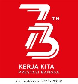logo 73 indonesia