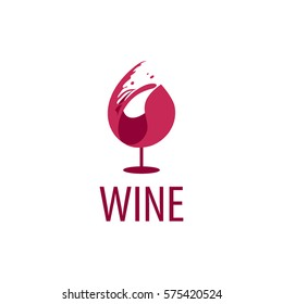 logo alcoholic beverage, wine