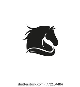 logo animals horse