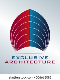 Logo for architects and civil engineers