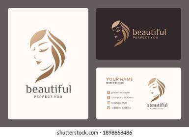 logo; beauty; woman; makeover; hair stylist; face; silhouette; salon; spa; nature; hairdresser; artistry; fashion; studio; barber; cosmetics; hair salon; boutique; hair cut; pretty; girl; smile; cute;