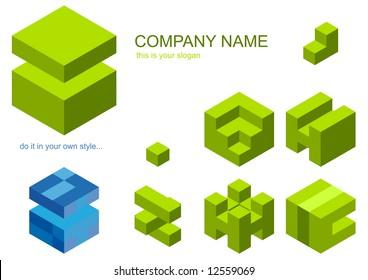 logo blocks