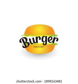 logo for burger shop company