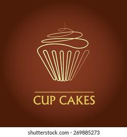 Logo cake