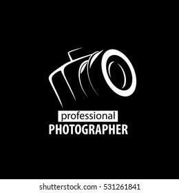 logo camera the photographer