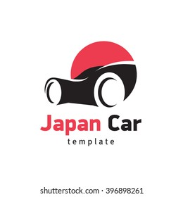 logo car, silhouette car, sign emblem car