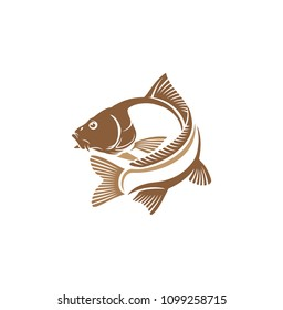 logo carp fish