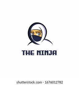 the logo of the children of ninja is good for your brand
