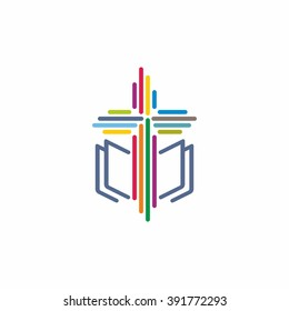 Church Logo Images, Stock Photos & Vectors | Shutterstock
