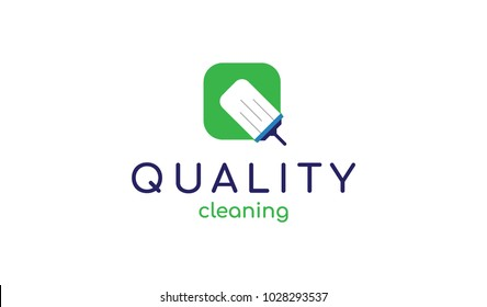 Logo for Cleaning Business and Services