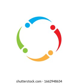 logo Community Vector illustration Design
