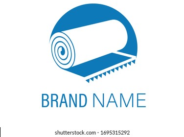Logo of a company that sells carpets and home furniture