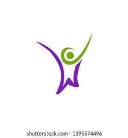 Logo CW WC People Happy