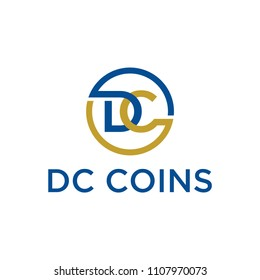 Logo for DC COINS ispiratioan