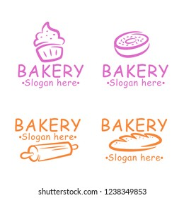 logo of delicious foods