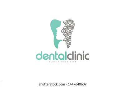 Logo Dental Clinic Diamond Care