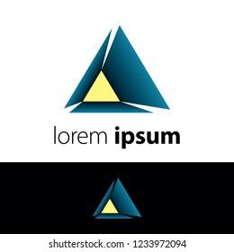 Logo design. Abstract business concept icon