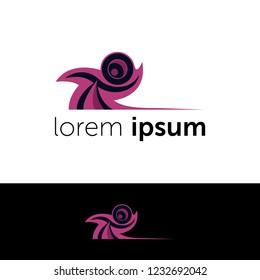 Logo design. Abstract concept icon