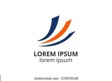 logo design of book template in creative shape isolate vector illustration. use for any business like publishing office, book store, digital corporate, library, education company, school, college,