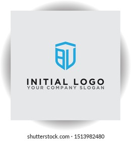 logo design for the company, Inspiration from the initial letters of the BV logo icon. - Vector