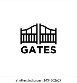 logo design for gate making