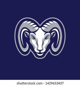 Logo design for high school mascot or sports teams