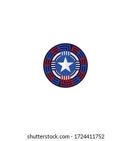 Logo design inspiration for security badges
