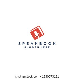 logo design music books, or books with microphones