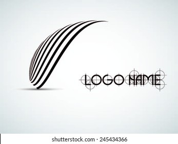 Logo design. Vector illustration.