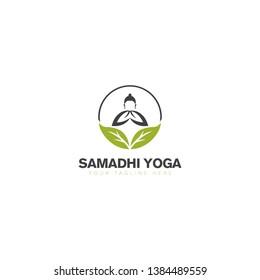 Logo Designs For Natural Health Samadhi Yoga