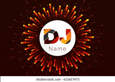 Dj Name Images, Stock Photos & Vectors | Shutterstock