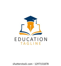 Logo for education organization / Education logo design.