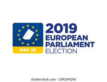 Logo for elections to the 2019 European Parliament