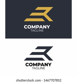 Logo ER - Logo Images, Vector, and modern.