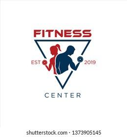 logo for the fitness center