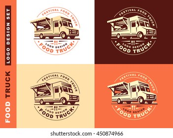 Logo of food truck