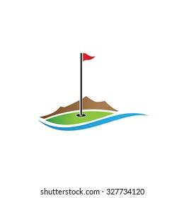 logo golf club, golf championship, golf tournament.