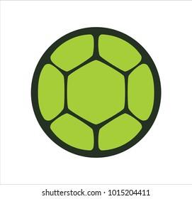 logo green turtle