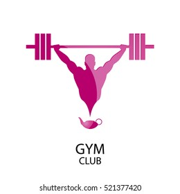 logo gym club