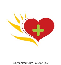 Logo Hand helps heart and mind 2