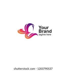 logo hijab vector , islamic logo icon hijab moeslem