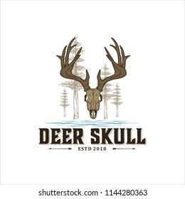logo for hunting and adventure