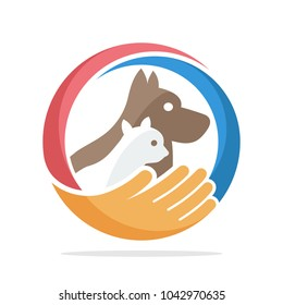 logo icon for pet care