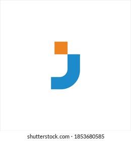 logo j icon templet vector icon