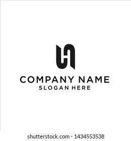 logo jh / initial logo jh