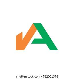A Logo Letter