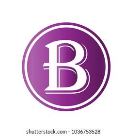 logo letter b