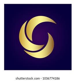logo letter c