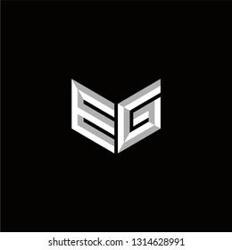 EG Logo Letter initial Designs Templete